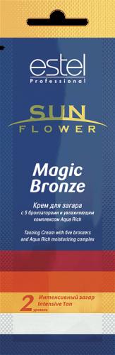 SUN Flower Крем для загара SUN Flower Magic Bronze, 15 мл