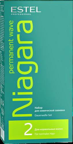 Niagara Набор для химической завивки Niagara для нормальных волос
