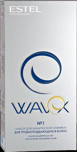 Wavex Набор для химической завивки Wavex для трудноподдающихся волос