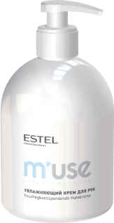 MU475/C1 Увлажняющий крем для рук ESTEL M'USE, 475 мл