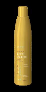 CUREX BRILLIANCE Блеск-шампунь для всех типов волос