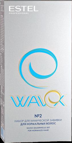 Wavex Набор для химической завивки Wavex для нормальных волос