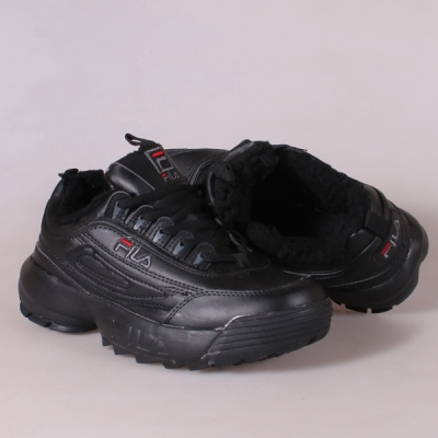 055 Зимние кроссовки 36-41