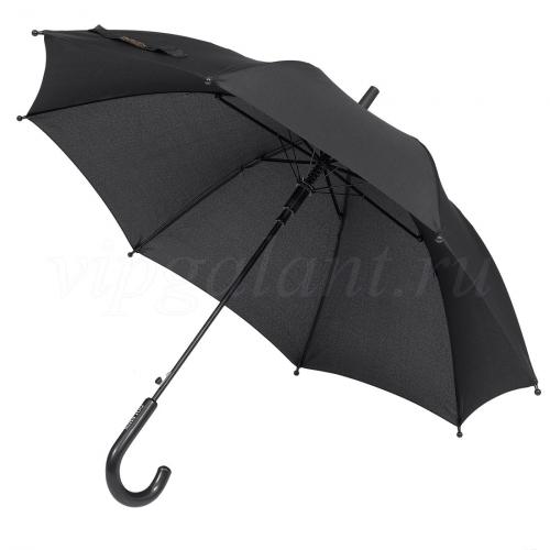 Зонт детский 212R Dolphin трость автомат черный