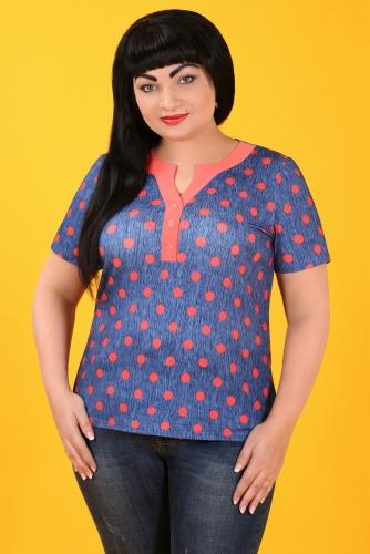 СИМАН 4826 Блуза