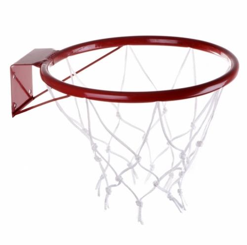 №001 Кольцо для баскетбола №1 d250мм с сеткой и упором