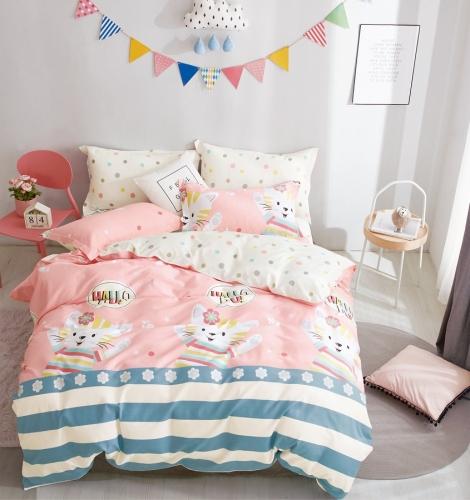 КПБ 1,5 спальный, подростковая коллекция.
