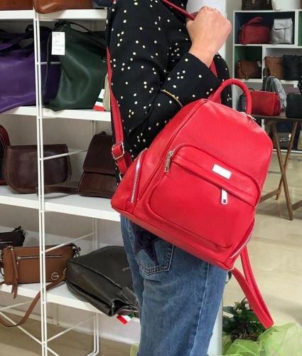 Сумка-рюкзак женская 0217-4