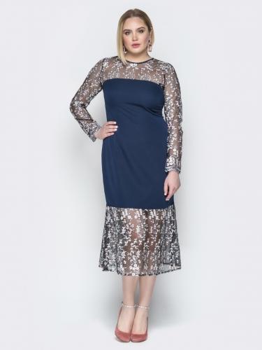 Платье 40021706