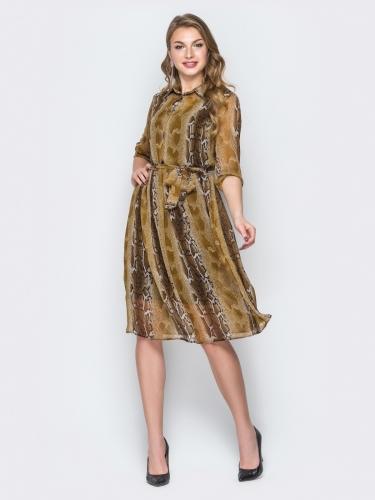 Платье 49047