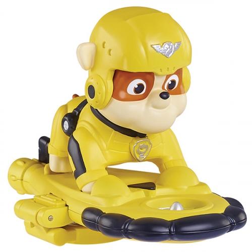 Игрушка Paw Patrol фигурка спасателя со съемным рюкзаком - воздушные спасатели