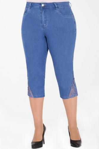 М-12 J006 Капри джинсовые
