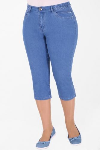 М-12 J003 Капри джинсовые