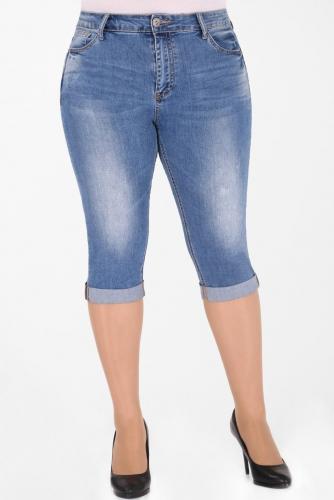 М-12 750 Капри джинсовые