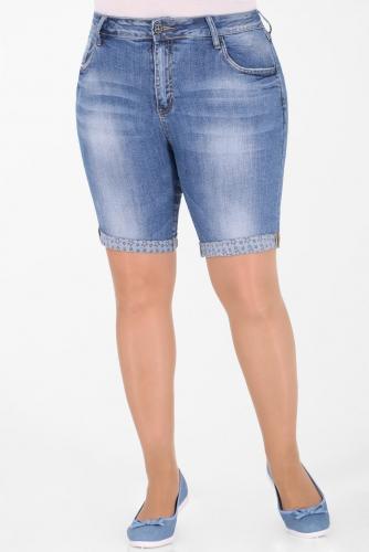 М-12 9124 Шорты джинсовые