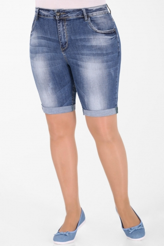 М-12 9114 Шорты джинсовые