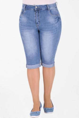 М-12 719 Капри джинсовые