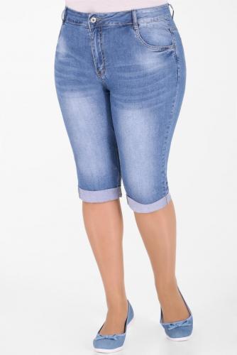 М-12 720 Капри джинсовые