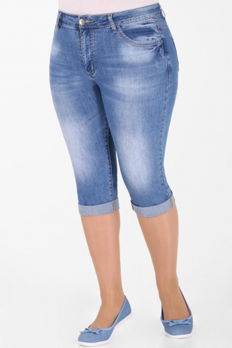 М-12 753 Капри джинсовые