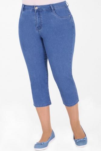 М-12 J008 Капри джинсовые