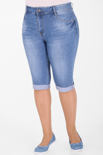 М-12 725 Капри джинсовые