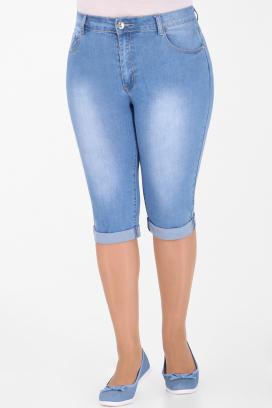 М-12 7121 Капри джинсовые