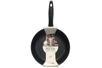 Сковорода а/пр литая 24см Neva Granit НМП