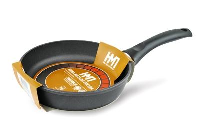 Сковорода а/пр литая 18 низкая  4518