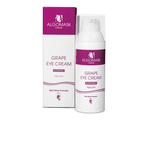 Виноградный крем для кожи вокруг глаз (с ботоэффектом) / Grape Eye Cream (Botoeffect)