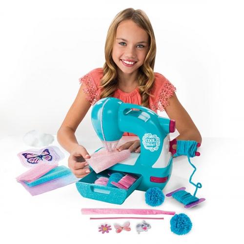 Игрушка Sew Cool Швейная машинка