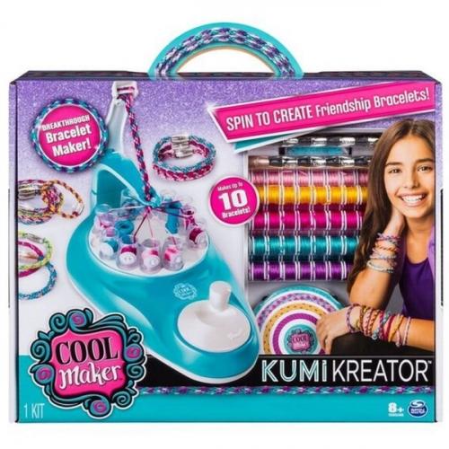 Студия для плетения браслетов и фенечек Kumi Kreator