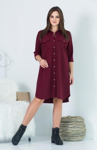Платье D-1041