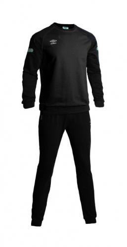 TYRO COTTON SUIT, костюм спортивный трикотажный, (060) чер