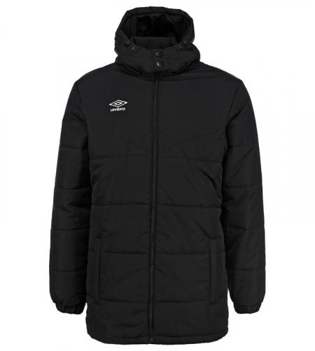 UNITY PADDED JACKET куртка утепл., (661) чер/чер/бел
