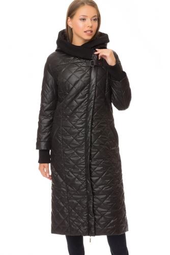 Утепленное пальто #67548