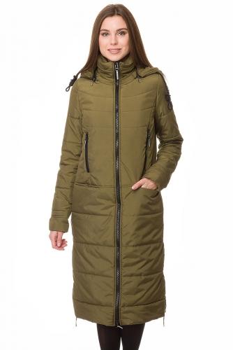 Пальто утепленное #89439