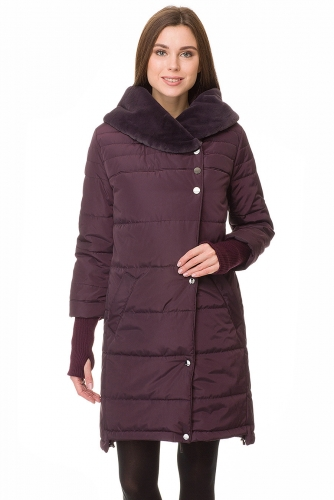 Пальто утепленное #89446