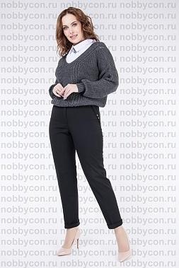 Женские брюки Артикул 9871П флис