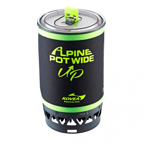Джетбол на 1,5 л Alpine Pot WIDE