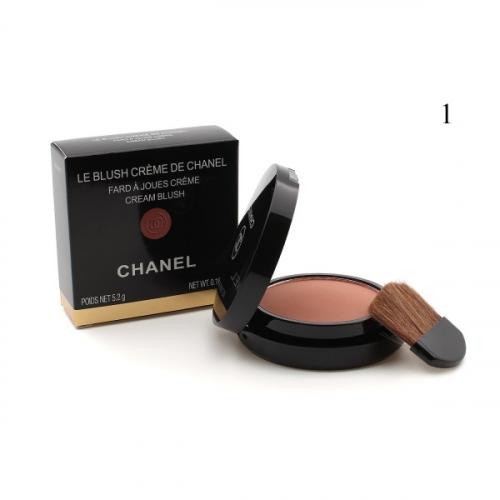 Румяна кремовые Chanel Le Blush Creme de Chanel 5,2g №1(копия)