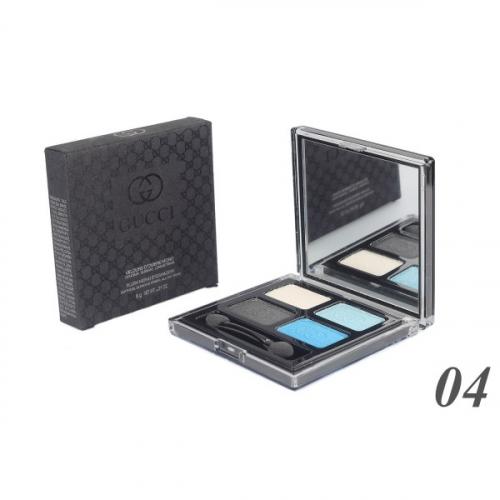 Тени Gucci Velours D'Ombre Mono 4-х цветные 6g №4(копия)
