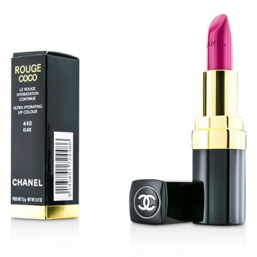 Помада Chanel Rouge Coco Le Rouge Creme Hydrating Lip Colour 3.5g (12шт) В(копия)