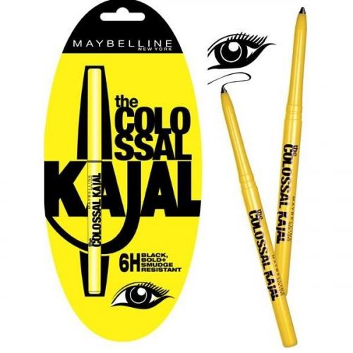 Подводка-карандаш для глаз Maybelline Colossal Kajal (1штука)(копия)