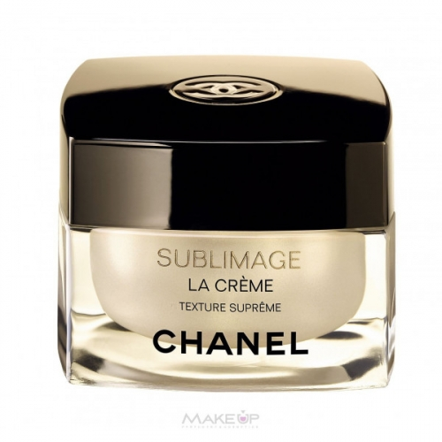 Крем Chanel Sublimage для лица (золотой) 50g.(копия)