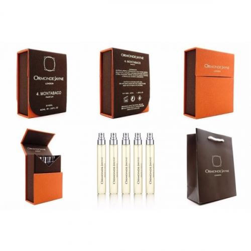 Подарочный набор Ormonde Jayne 4.Montabaco parfum Unisex 5x8ml 40ml(копия)