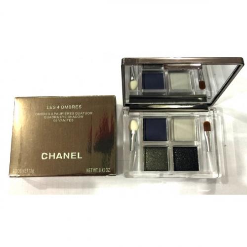 Тени Chanel Les 4 Ombres Quadra Eye Shadow 08 Vanites 12g №2(копия)