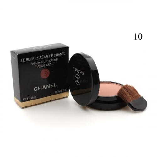 Румяна кремовые Chanel Le Blush Creme de Chanel 5,2g №10(копия)