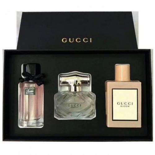 Набор парфюмов Gucci 3x30 ml(копия)