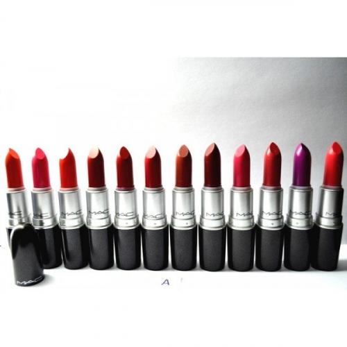 Помада MAC Frost Lipstick Rouge a Levres 12 шт матовые (А)(копия)