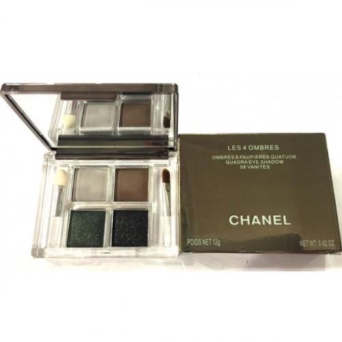 Тени Chanel Les 4 Ombres Quadra Eye Shadow 08 Vanites 12g №8(копия)